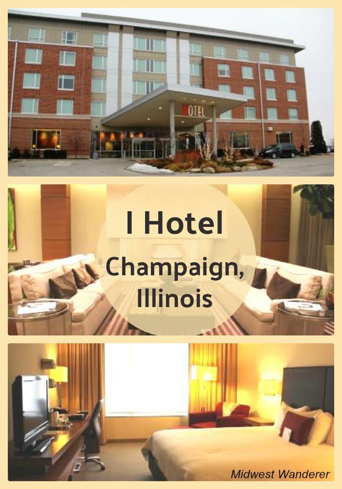 I Hotel, Champaign Illinois