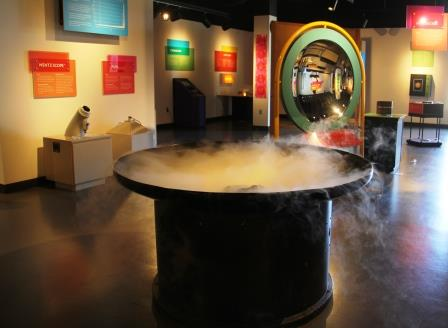 Evansville Museum: Culture, History and Hands-on Fun