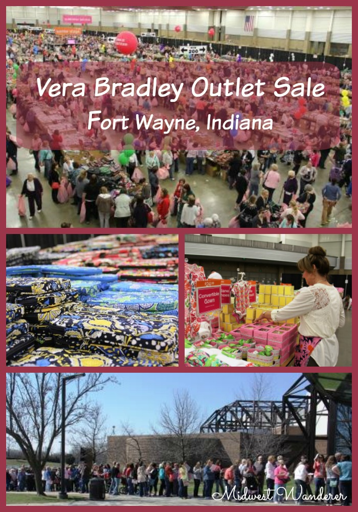 Vera Bradley Outlet Sale - pin