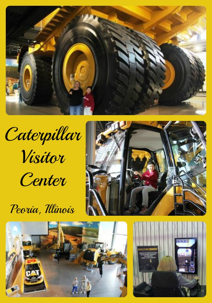 Caterpillar Visitor Center