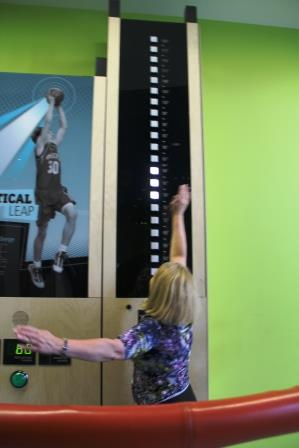 Vertical reach 2