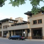 Historic Park Inn, Frank Lloyd Wright Hotel in Mason City Iowa
