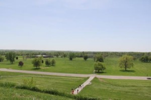 View from Monks Mound