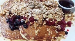 Blue Raspberry Bliss Cakes