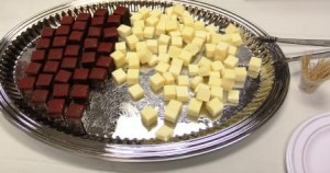 Cheese and chocolate pairing 2