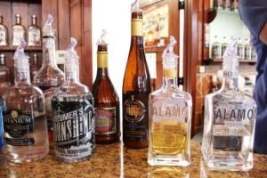 Distillery tastings