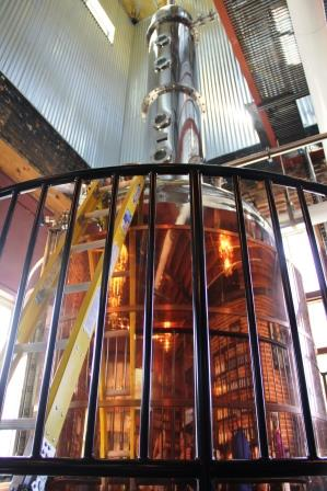 Tour Minhas Craft Brewery and Minhas Micro Distillery, Monroe WI