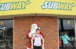 Subway Santa 2