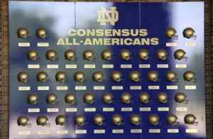 All Americans helmets