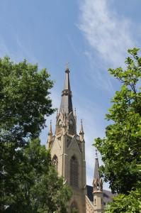 Basilica steeple