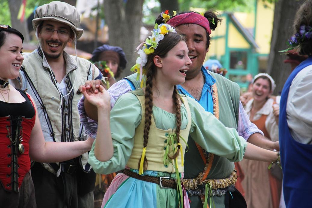 Bristol Renaissance Faire, Kenosha, Wisconsin: Experience 16th Century Life