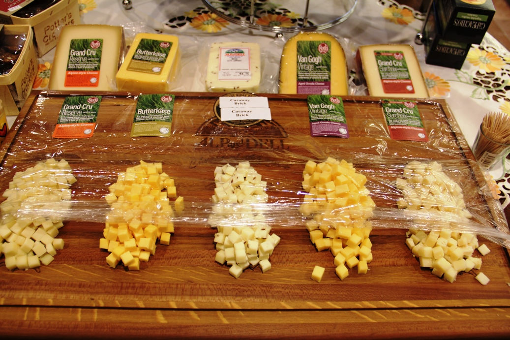 See Emmi Roth Cheese Made at Alp and Dell Cheese Store