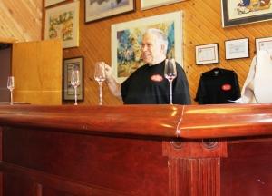 Steve Ross and Bar