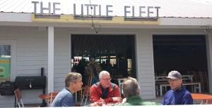 The Little Fleet Exterior