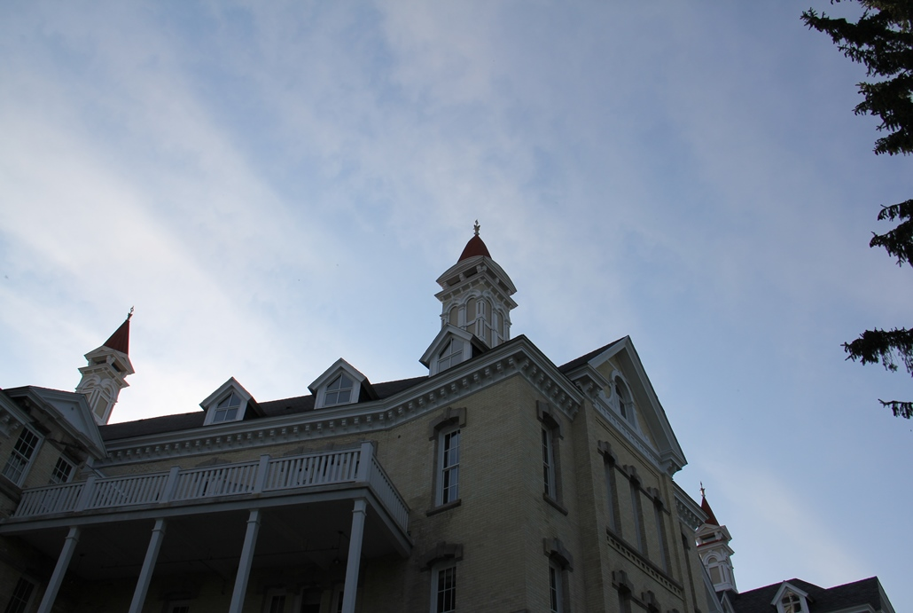 Tour a Former Asylum at the Village at Grand Traverse Commons, Traverse City