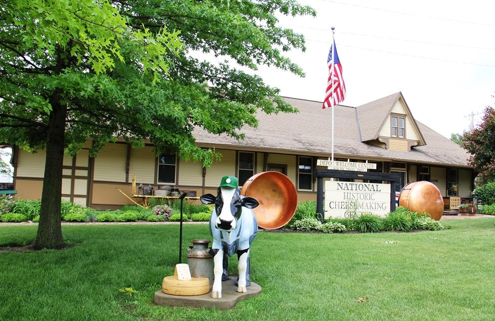 National Historic Cheesemaking Center