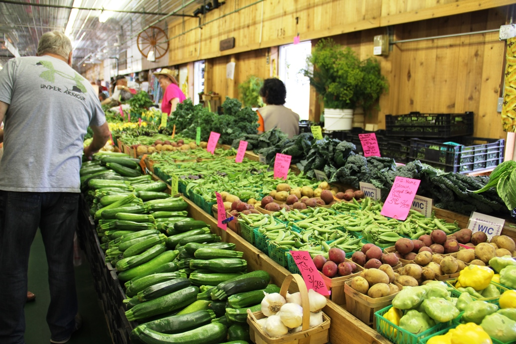 Shop the South Bend Farmers Market Year Round