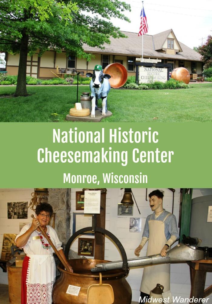 National Historic Cheesemaking Center - 1