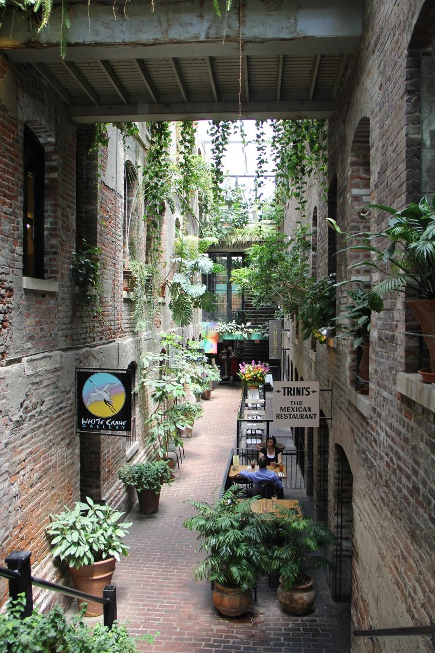 Old Market Pageway