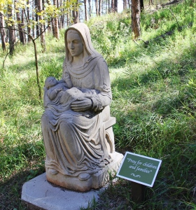 Prayer walk Mary