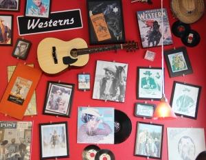Western wall at Bristol 45