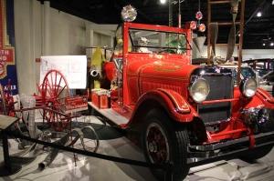 1928 fire truck