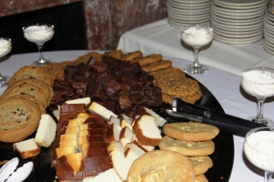 Dessert Cookies and Cakes at Tippecanoe Place