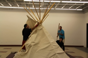 Lakota Ways Tipi