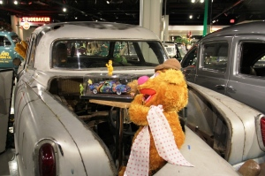Muppet Movie car