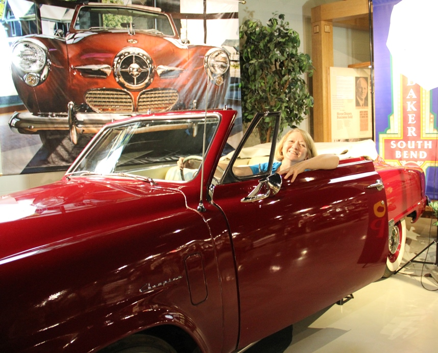 Studebaker Museum, South Bend: From Carriages to Automobiles