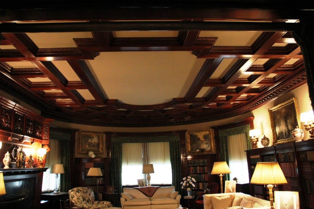 Ceiling - living room
