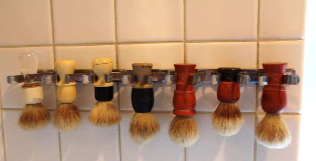 Joseph shaving brushes