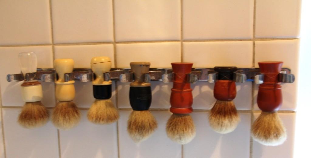 Joseph shaving brushes