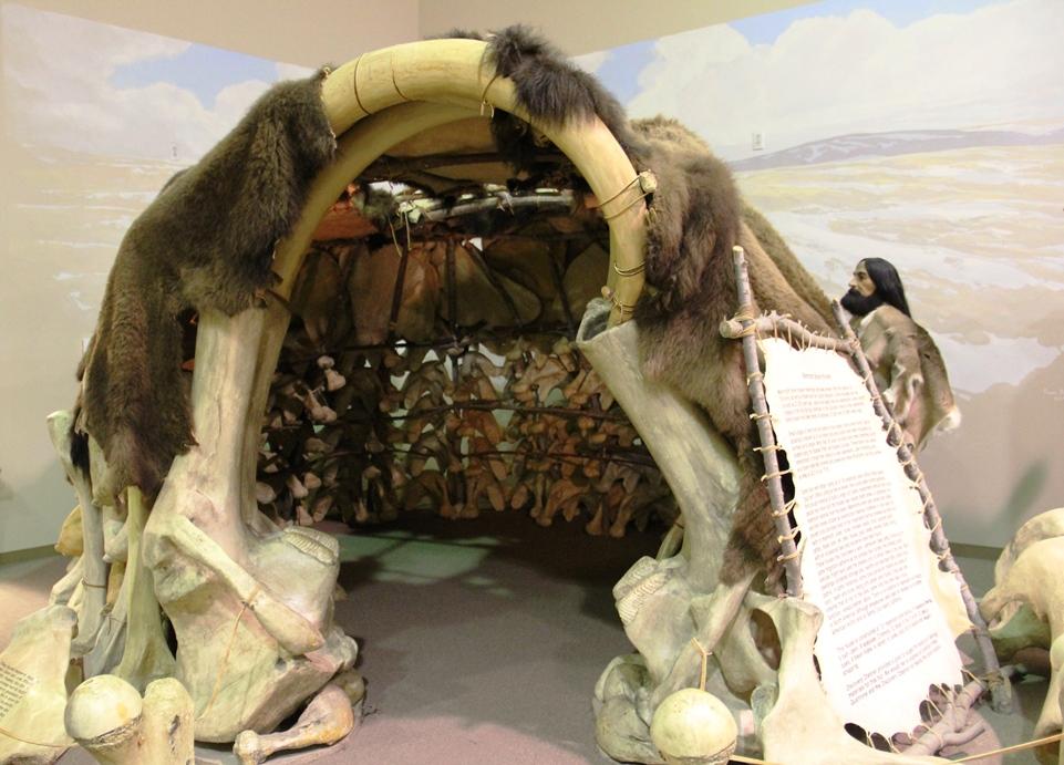 Mammoth Bone House