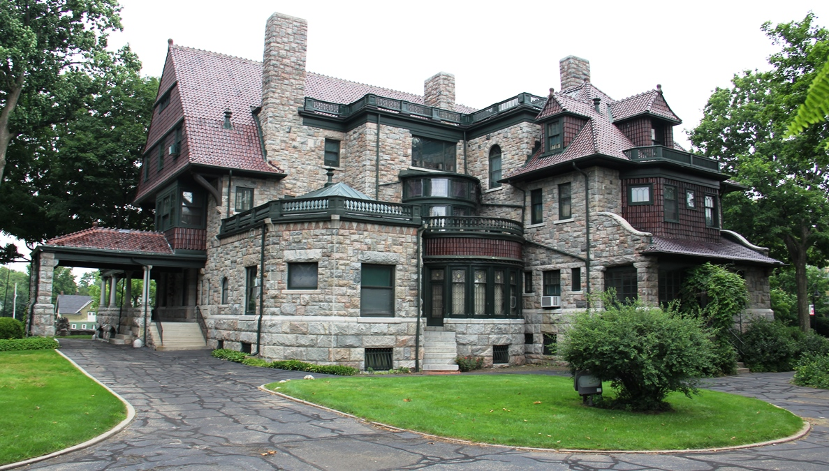 Oliver Mansion, South Bend Indiana: Glimpse a Family's Lavish 1930s Lifestyle
