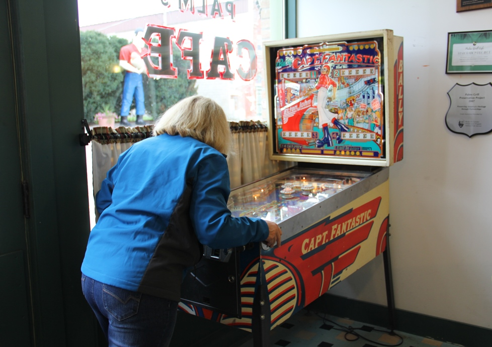 route 66 pinball machine