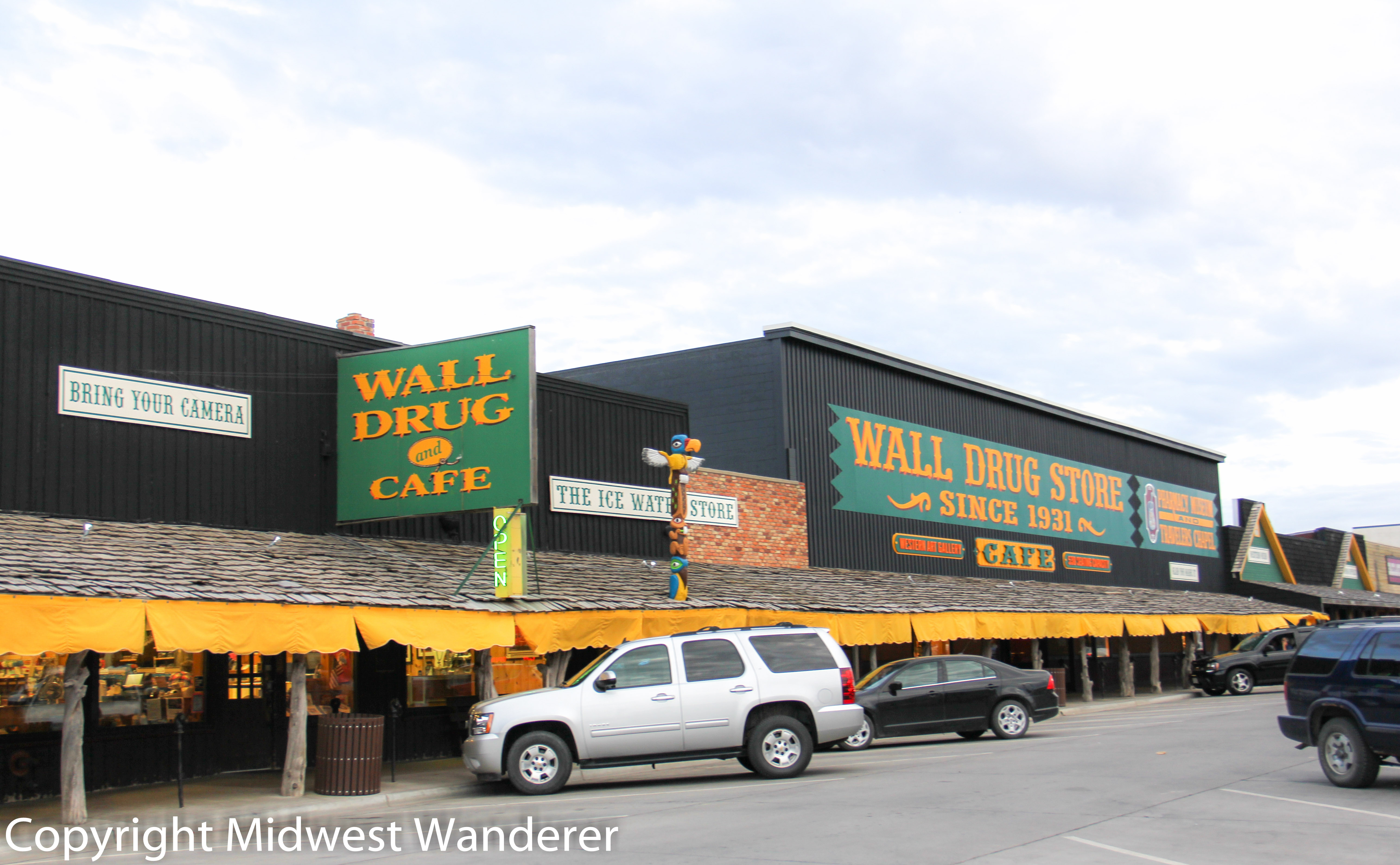 Wall Drug: From Free Ice Water to Free Fun