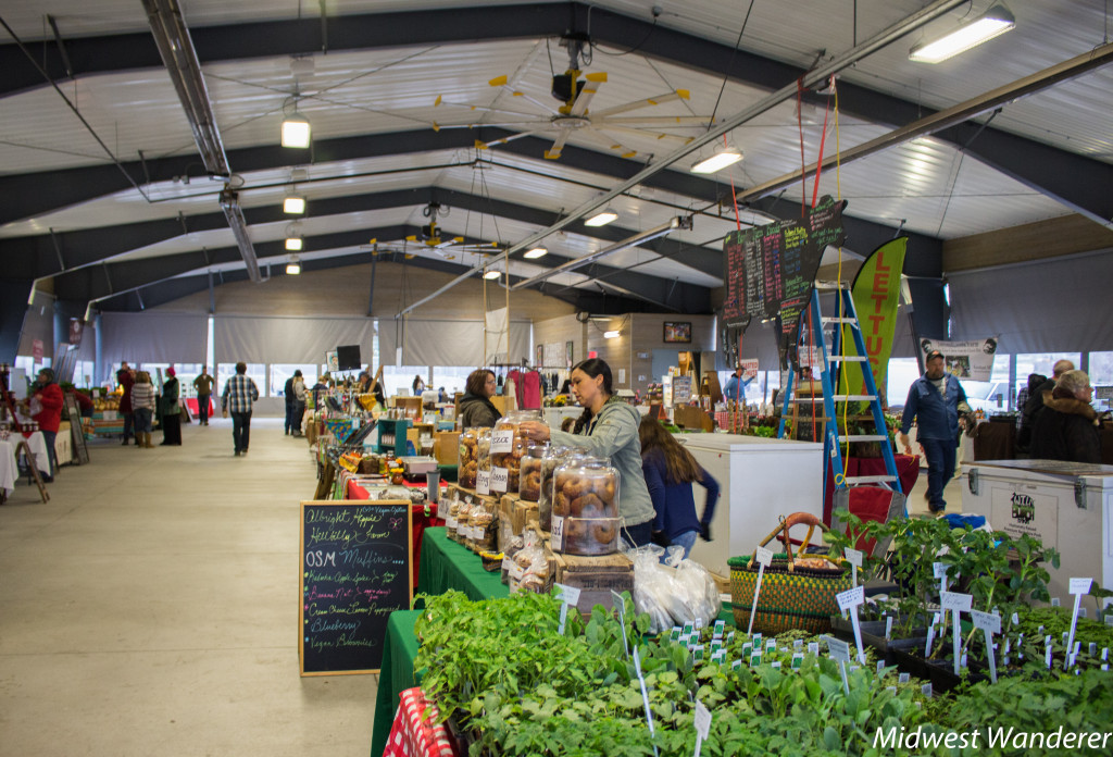 Farmers Market of the Ozarks in Springfield Missouri