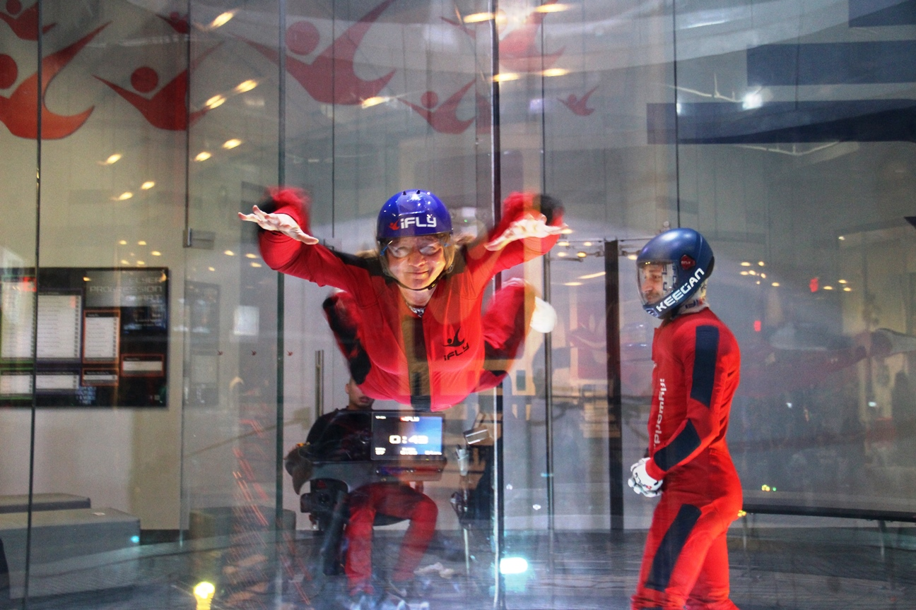 iFly Chicago: Experience the Sensation of Freefalling