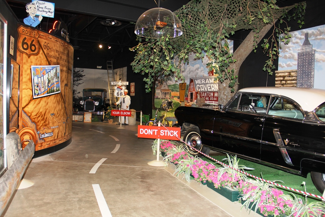 Beyond the Midwest: National Route 66 Museum, Elk City, Oklahoma