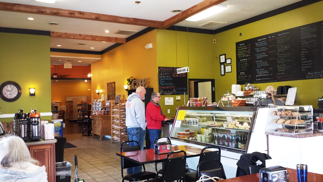 The Pantry Tuscola Illinois Trendy Bakery And Café With Home Baked