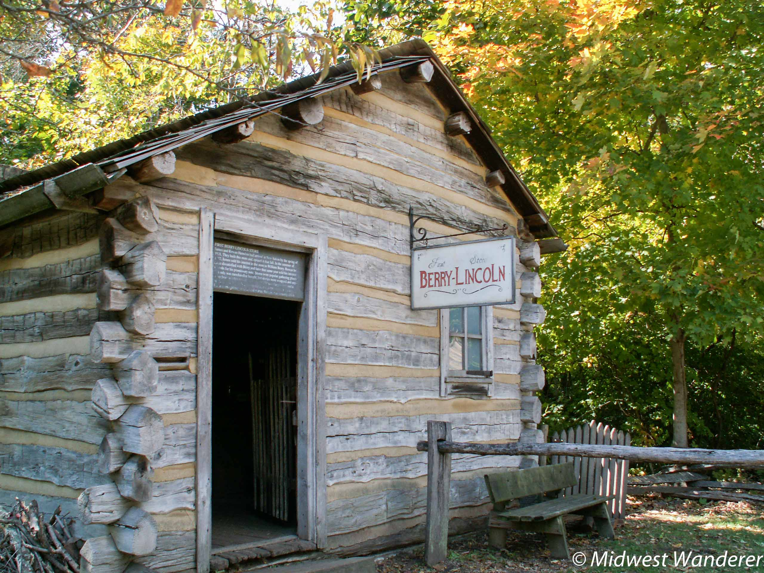 Lincoln's New Salem: Abe's Pre-Springfield Years