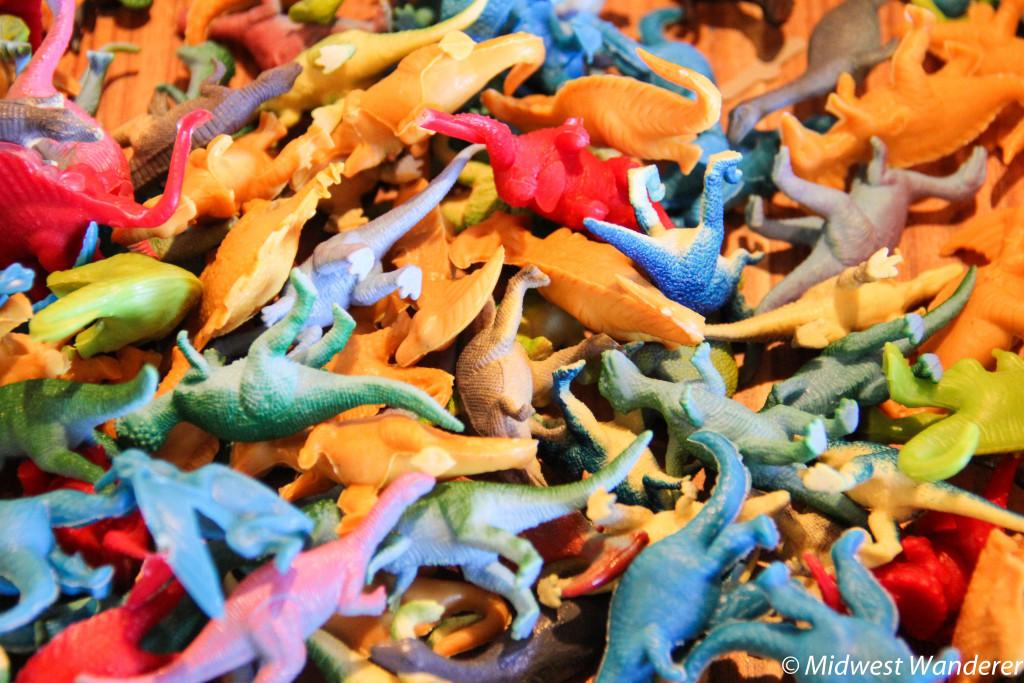 Tioy dinosaurs