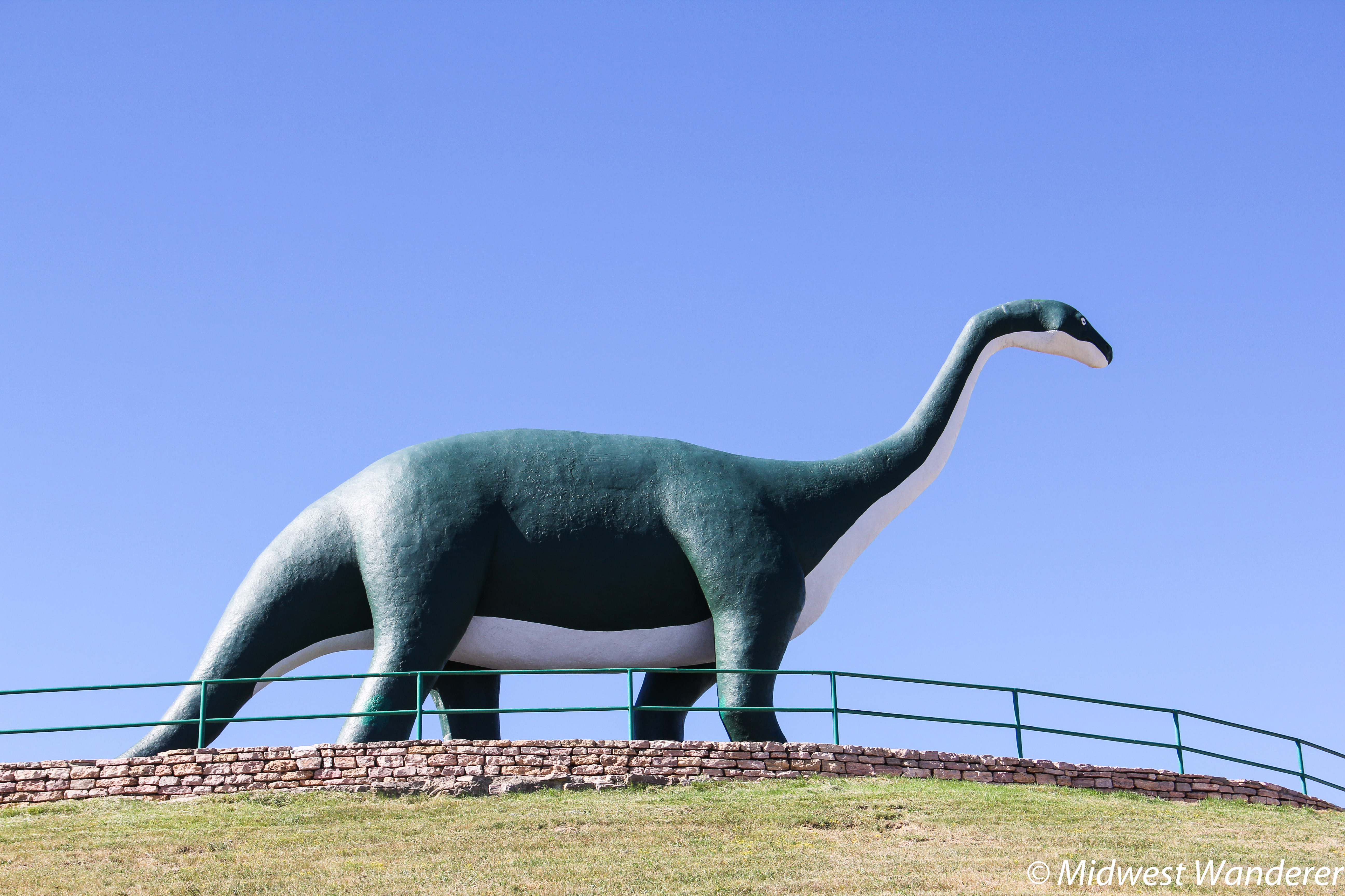 6 Reasons to Visit Rapid City's Kitschy Dinosaur Park