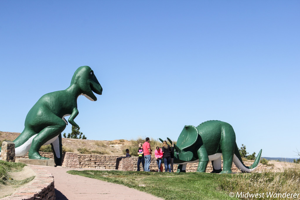 6 Reasons To Visit Rapid City S Kitschy Dinosaur Park