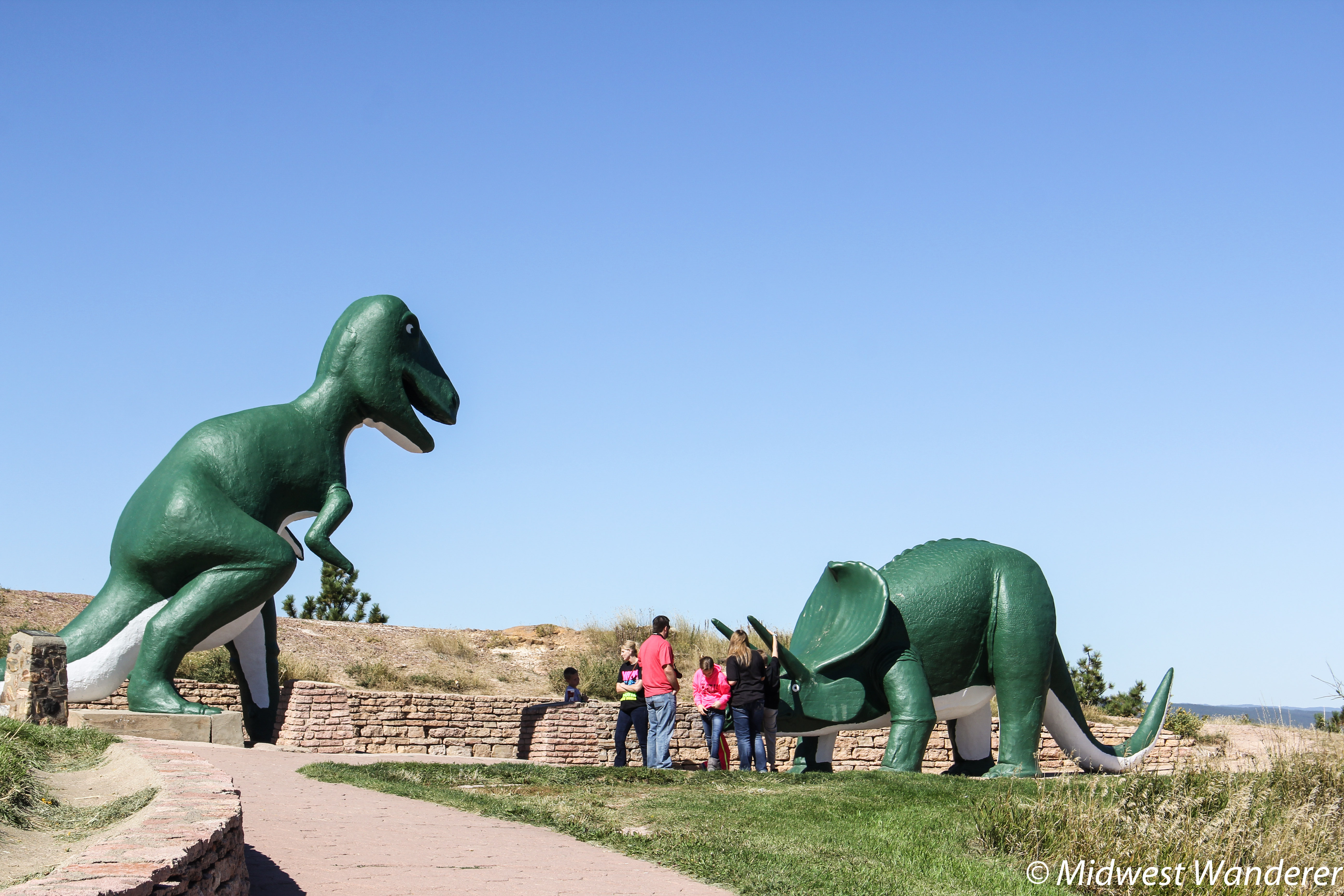 6 Reasons To Visit Rapid City S Kitschy Dinosaur Park