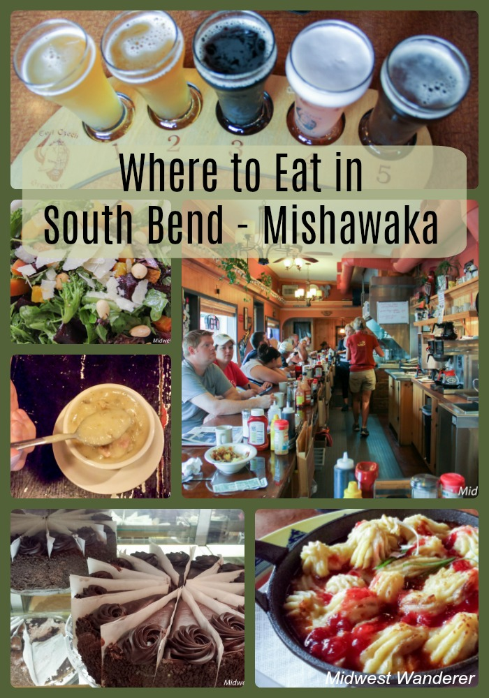 Where to Eat in South Bend - Mishawaka
