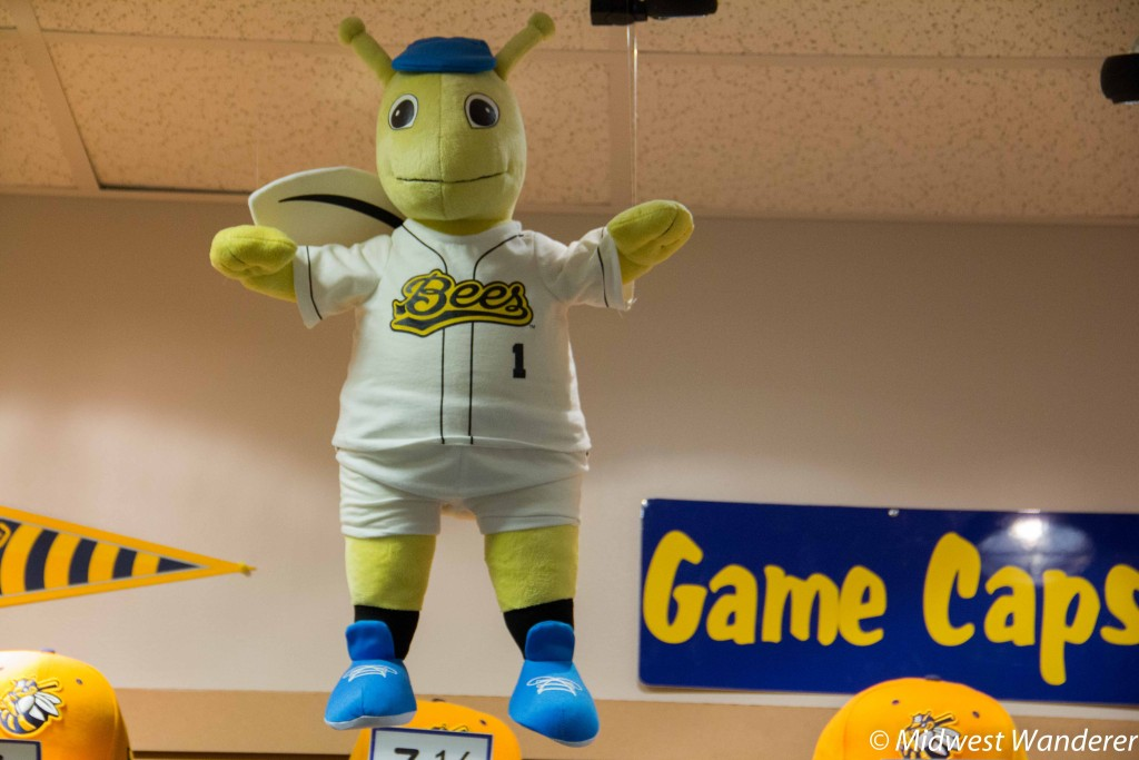 Buzz the Bee