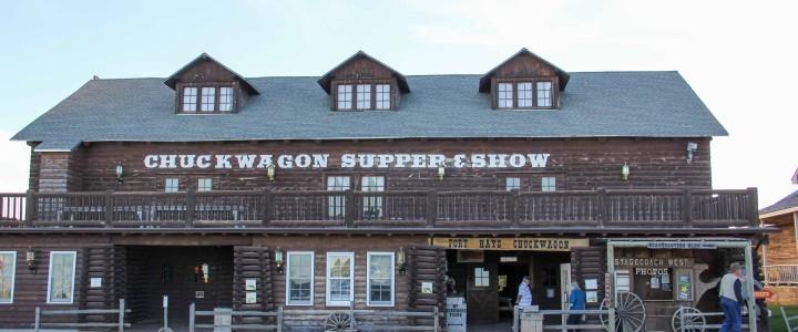 Old-Fashioned Western Fun: Fort Hays Chuckwagon Supper & Cowboy Music Show