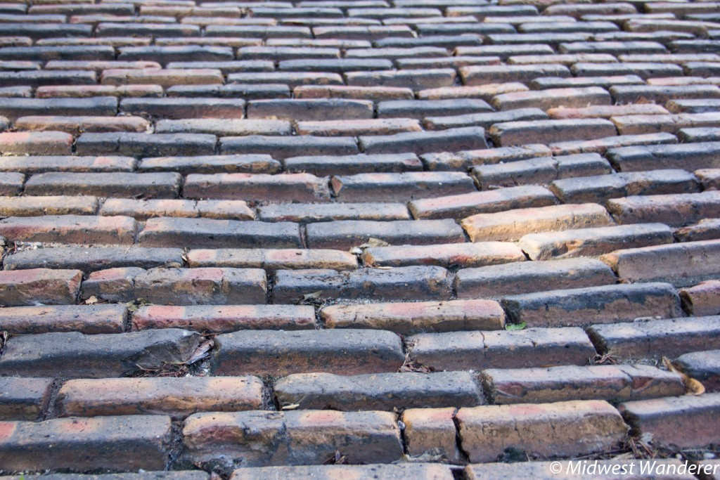 Bricks on Snake Alley